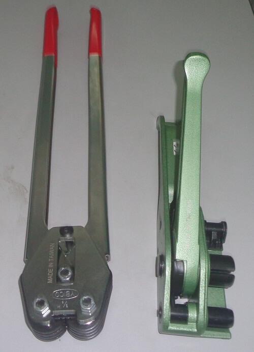 Dụng cụ đóng đai nhựa Model P-117&C 3016