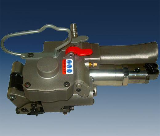 Máy đóng đai nhưa  khí nén Model XQD 25